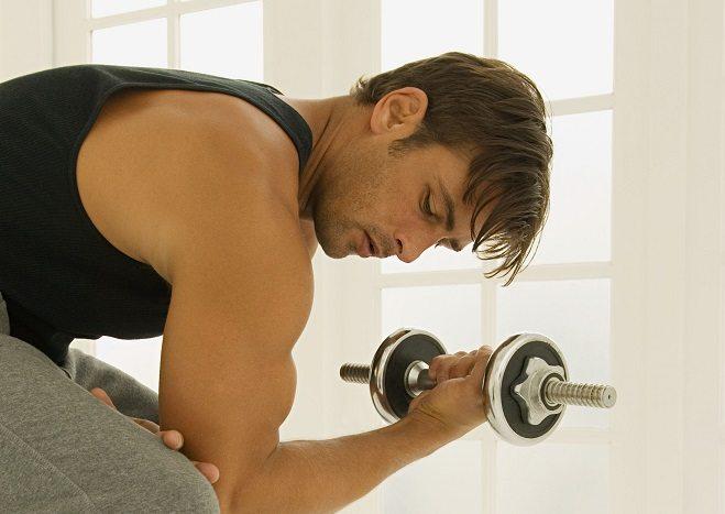 5 dicas para aumentar os bíceps