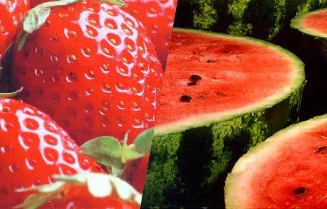 As melhores frutas para quem malha