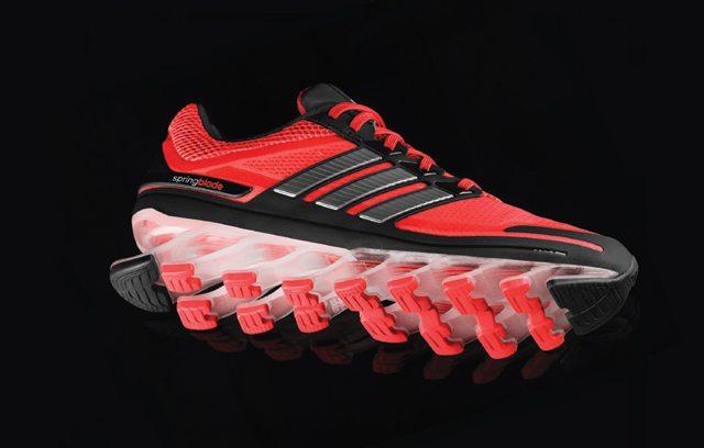 Teste: tênis Adidas Springblade