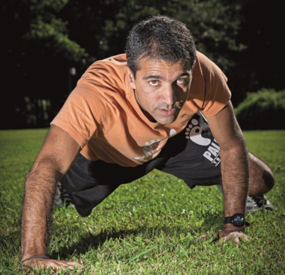 Paleo training: conheça o treino do homem das cavernas