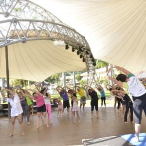 Fit Weekend acontece em Búzios entre 7 e 9 de novembro