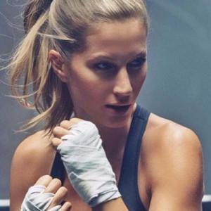 Gisele Bündchen entra em ação para propaganda de grife esportiva
