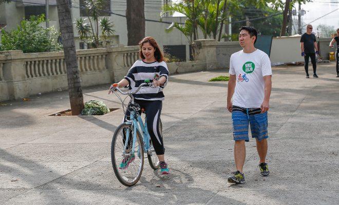 Websérie Bike Anjo: Aprendendo a pedalar