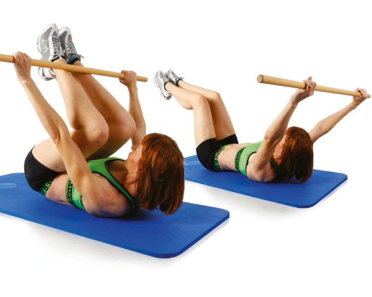 Exercícios Abdominais no Treinamento Funcional