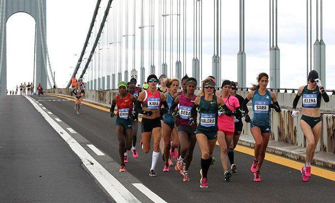 Agências que oferecem pacotes de maratona