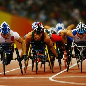Os benefícios da corrida para portadores de deficiência