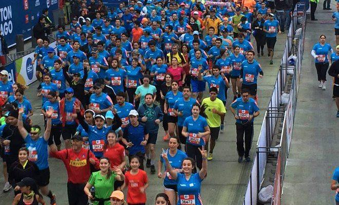 Maratona de Santiago acontece em abril