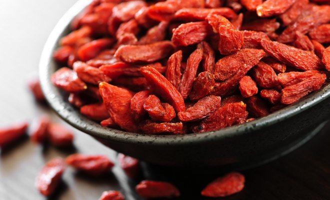 alimentos vilões goji berry