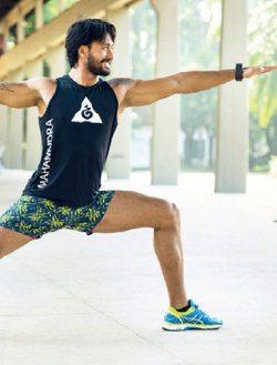 Conheça exercícios de Mahamudra para corredores