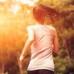 Correr menstruada faz mal