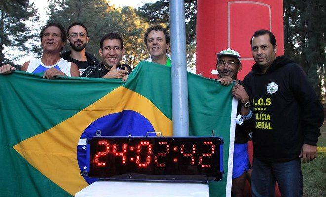 Correndo 24 horas em Brasília