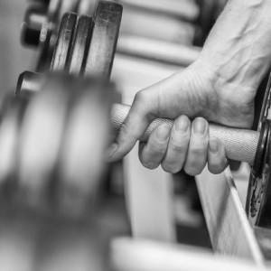 Série de musculação para iniciantes homens