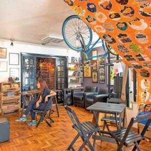 Bike-cafés: lugares legais para levar a magrela