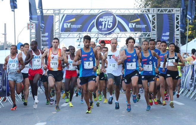 Esporte Clube Pinheiros promove segunda edição da sua corrida de rua