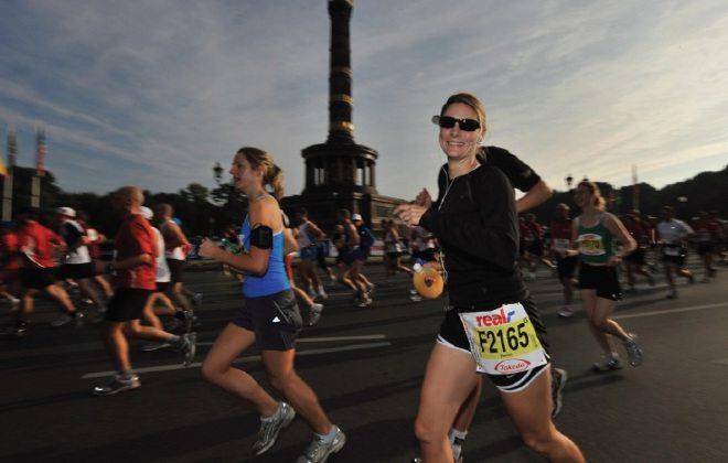 maratonas exterior