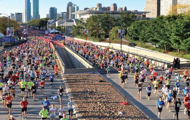 maratonas no exterior
