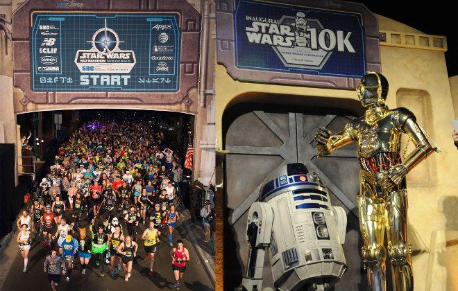 Meia Maratona Star Wars acontece em abril de 2016