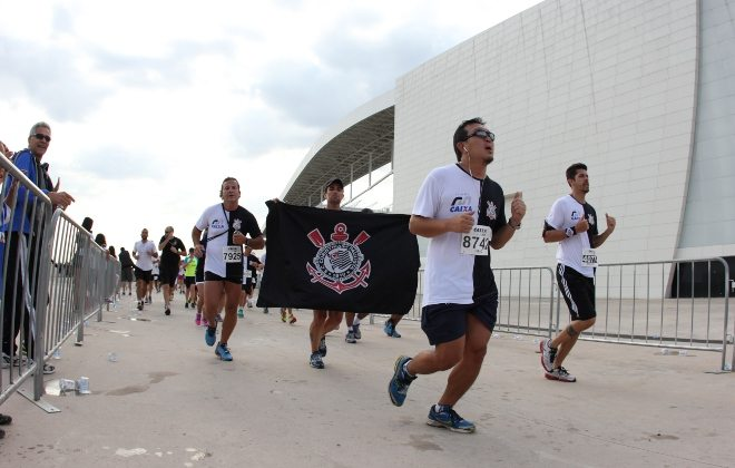 Timão Run terá mais de 3 mil corredores