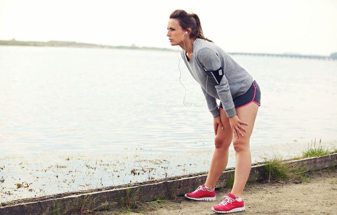 Como respirar corretamente durante exercícios