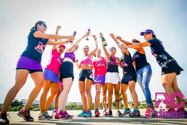 Divas que Correm comemora três anos com treinos gratuitos pelo Brasil