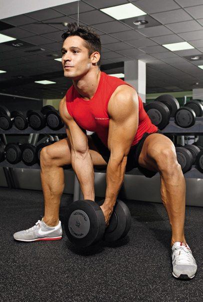 Influência de exercícios físicos em uma potência