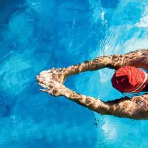 Como a natação pode ajudar na corrida