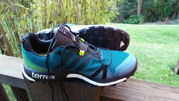 Testamos: tênis Adidas Terrex Agravic Boost