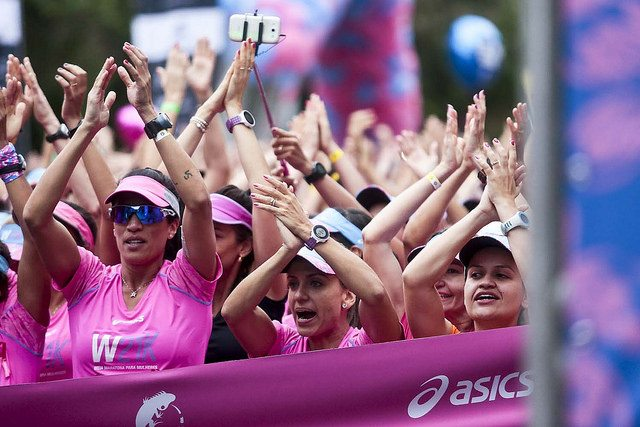 W21K ASICS reunirá 8 mil corredoras em São Paulo
