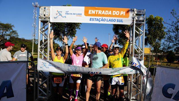 Corrida em Brasília vai reunir mais de 3500 pessoas
