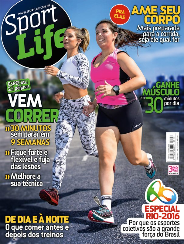 Edição 174 da Sport Life Brasil