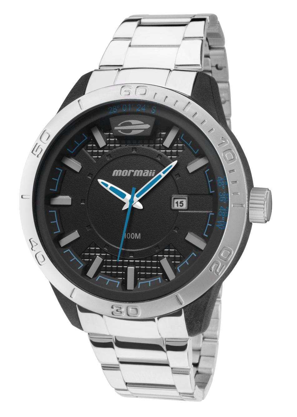 d3739ac259cc3 Mormaii lança nova linha de relógios