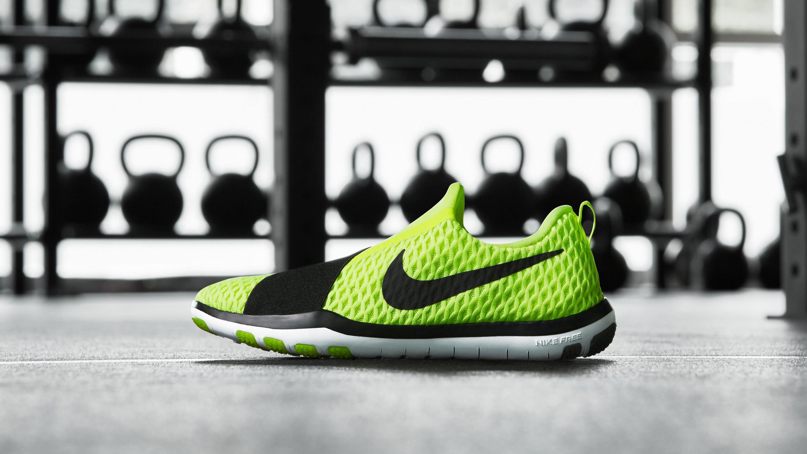 Nike Free Train Connect, feito para mulheres que treinam. Foto: Divulgação