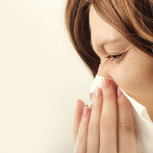 Gripe e corrida combinam?