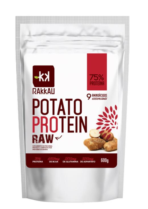Rakkau lança proteína de batata