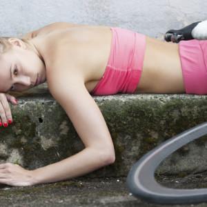 Este é o seu corpo quando você treina demais