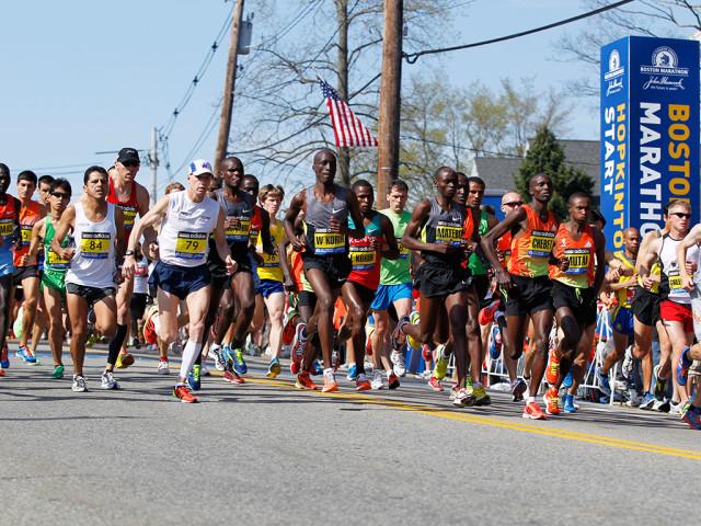 Maratona de Boston: inscrições abertas