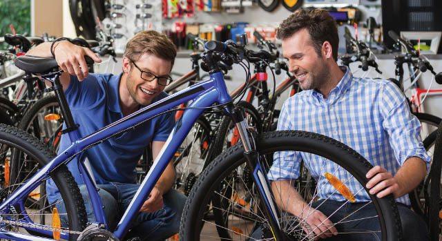 Como escolher sua primeira bicicleta