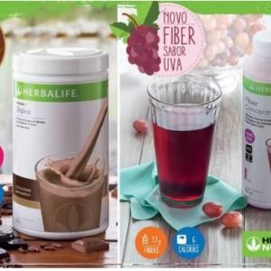 Conheça os lançamentos da Herbalife