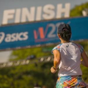 W21k ASICS reúne 5 mil mulheres e bate recorde