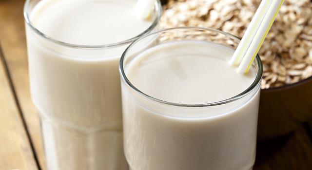 sugestão de vitamina para café da manhã low-carb