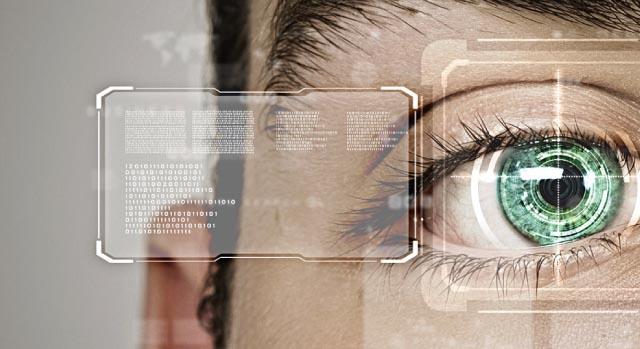Olho verde, tecnologia