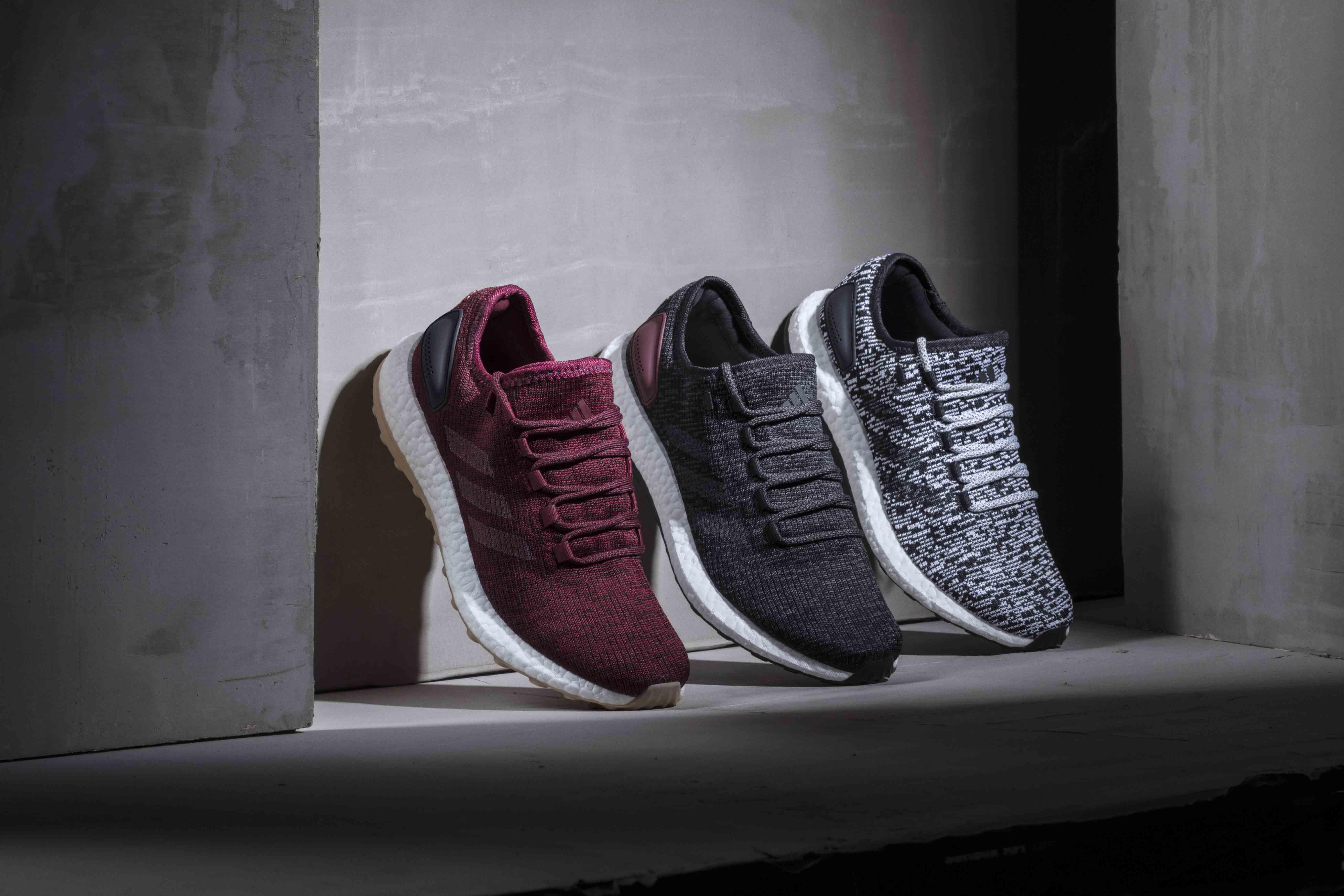 Adidas apresenta o novo PureBoost e74a73d15bb83