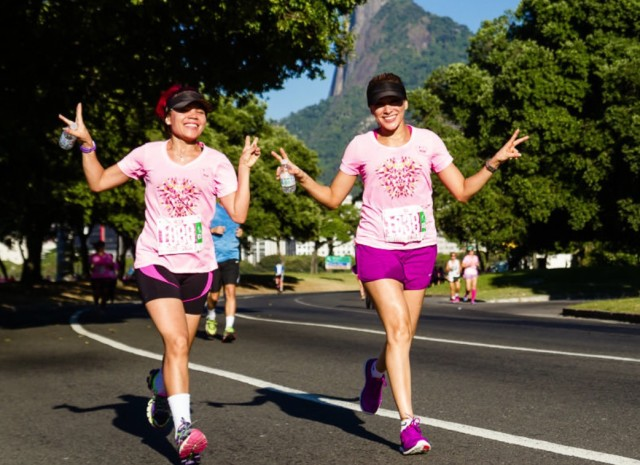 Corrida para mulheres: WRun no Rio