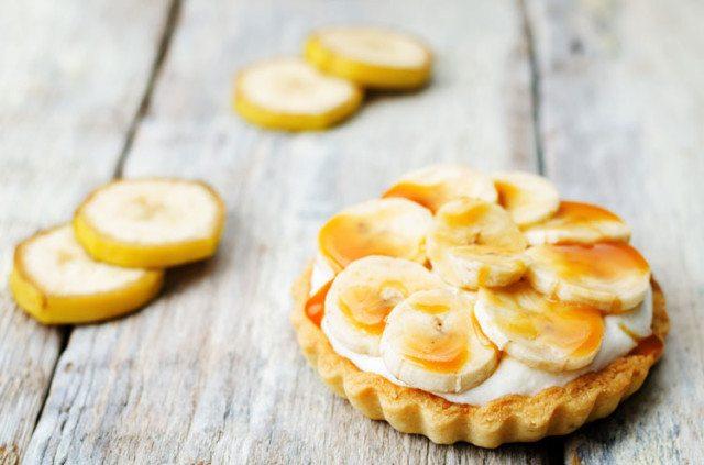 Receita fitness: torta vegana de banana
