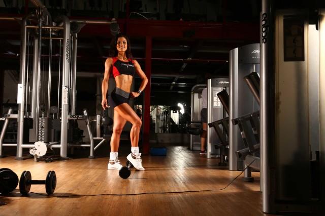 Os segredos de atletas fitness para definir o corpo