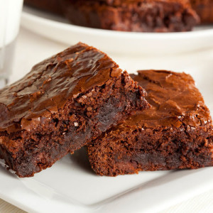 Receita: Brownie Fit