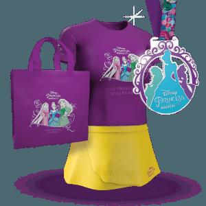 Disney Princesa Magical Run 2017