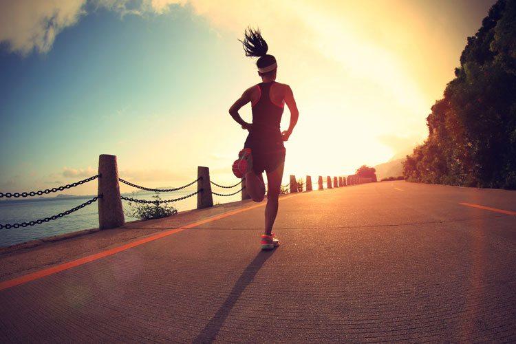 atividade física no verão dieta