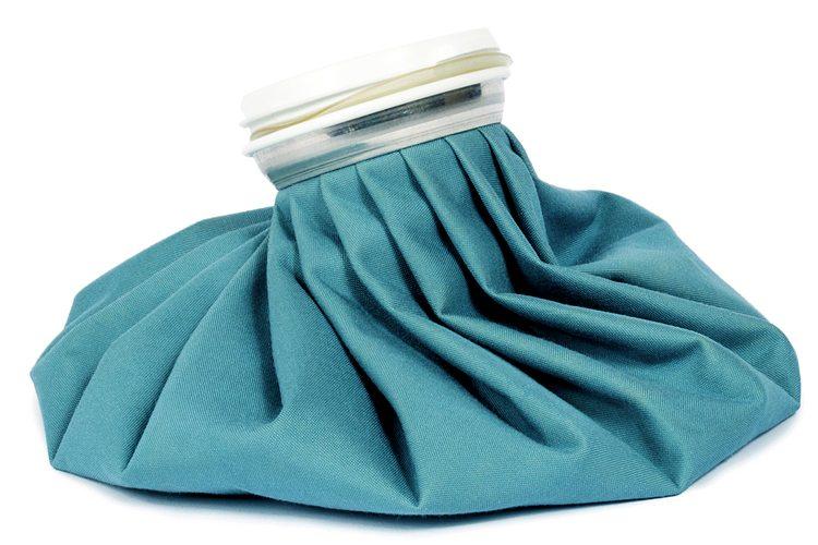 Quando usar gelo ou compressa quente em lesões?