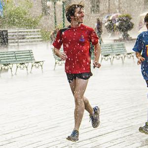 10 dicas para não deixar de correr na chuva